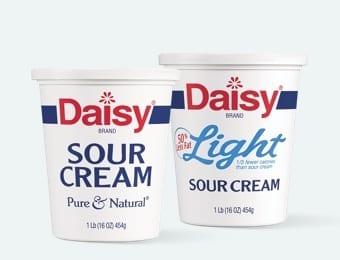 16oz sour cream tubs