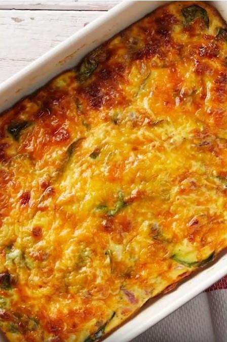 Hearty Omelette
